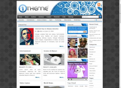 one-theme-default-wordpress