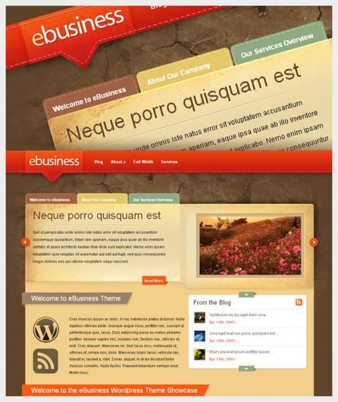 ebusiness-wordpress-theme