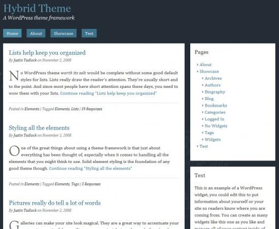 hybrid-wordpress-theme