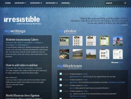 irrestistible-wordpress-theme