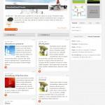 Our Community WordPress Theme