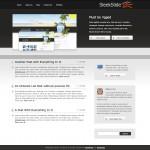 Sleekslide Portfolio WordPress Theme