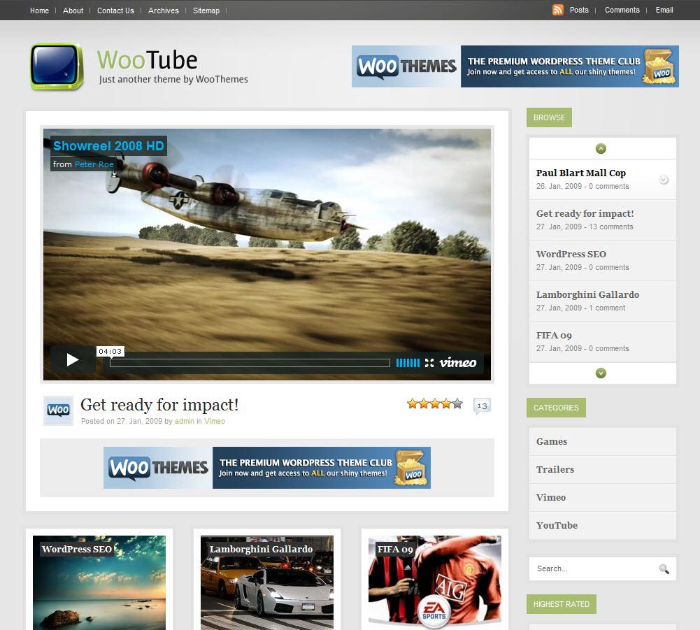 Wordpress premium dating theme