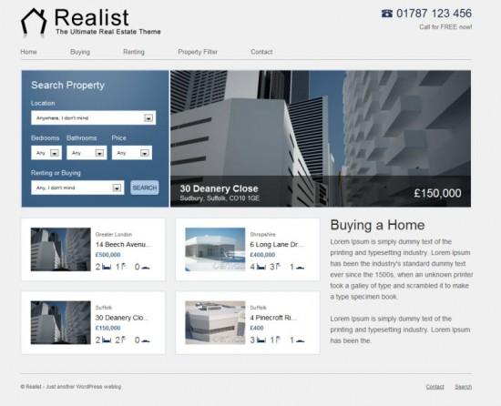 Realist-Real-Estate-Theme