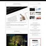 Smoke and Mirrors WordPress Theme