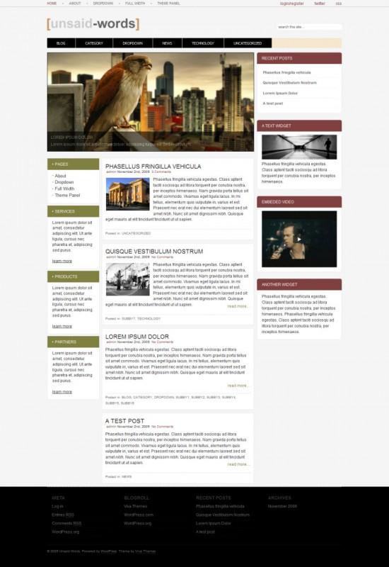 VivaThemes-UnsaidWords-Magazine-Theme-Reduced