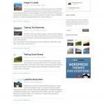 Canvas Minimalistic WordPress Theme